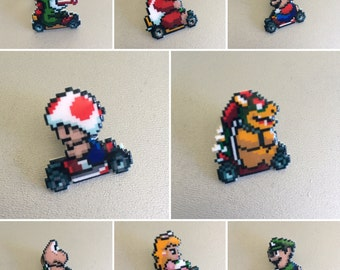 mario kart pin - choose your favorite character