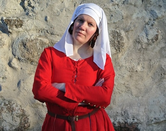 Medieval complex for women (14-15 c Europe)