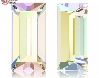 Swarovski 4501 - Baguette Crystal Fancy Stone