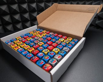 StarWars Destiny, Ultimate Destiny Dice Box, Dice Vault, Dice Tray, Holds 160 dice.