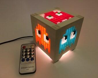 Small Pacman LEGO Night Light