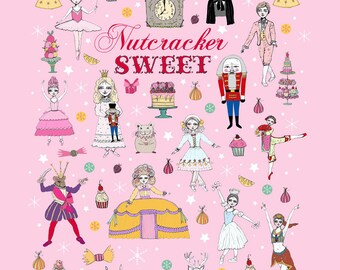 Nutcracker Sweet Poster