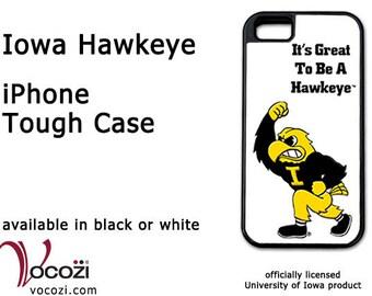 Iowa Hawkeye Herky iPhone 7 Tough Case - iPhone 5/5s/5c iPhone 6 Plus - design-2   Univ of Iowa