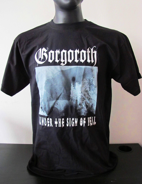 gorgoroth t shirt