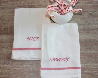 Christmas Tea Towel Set