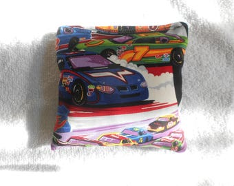 Race Cars Corn hole Bags
