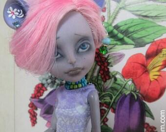 Amy-OOAK Monster hoch Mouscedes König Puppe