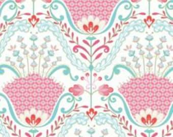 Little azalea by Dena designs for Free Spirit fabric PWDF-174 Hyacinth fabric sold by the yard