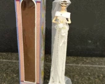 Cathay Collection Bridal Doll with Certificate