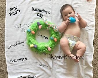 Baby Blanket Personalization Add On