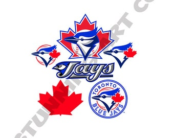 Toronto Blue Jays Cut Files, Toronto Blue Jays Svg Cut Files