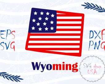 Sale ! Wyoming Vector, WY Clip Art, State Clipart, State Wyoming png, Wyoming map, Wyoming clip art, State Wyoming Svg, Dxf, Png, Eps