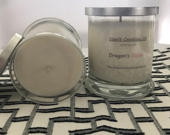 Dragons Blood 12 ounce Soy Candles