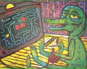 Atari Gator