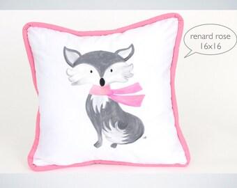Cushion Fox