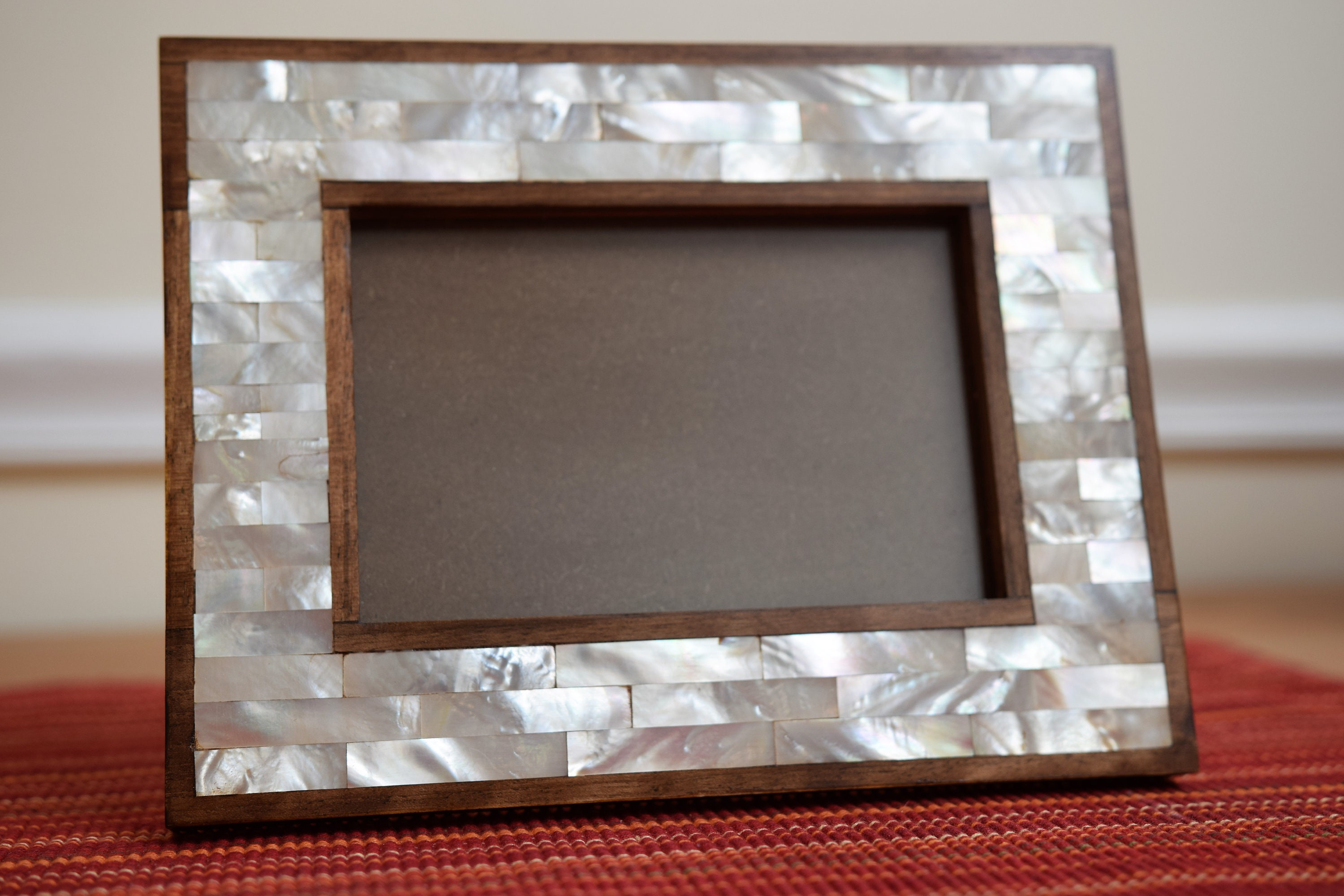 Picture frame 11 X 9, Wooden Frames, Carving wood, Photo Frame, Wood ...
