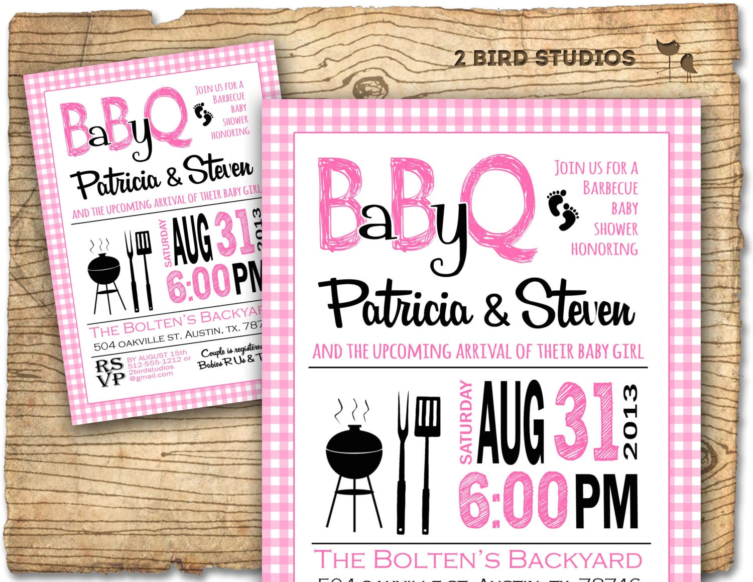 baby que shower invitations Minimfagencyco