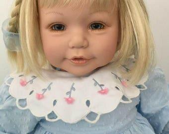 Adora Name Your Own Baby Blonde Hair Blue Eyes