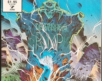 Death's Head II #7 (1993) Comic Book