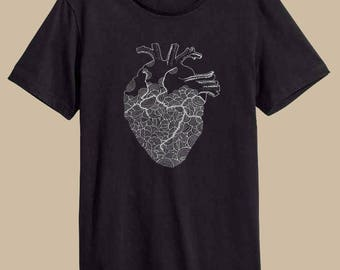 The heart t-shirt