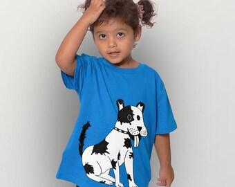 """Organic Children's T-shirt """"Basta of the 2"""""""