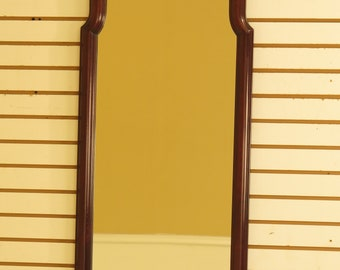 44979EC: KITTINGER Richmond Hill Collection Tall Mahogany Mirror