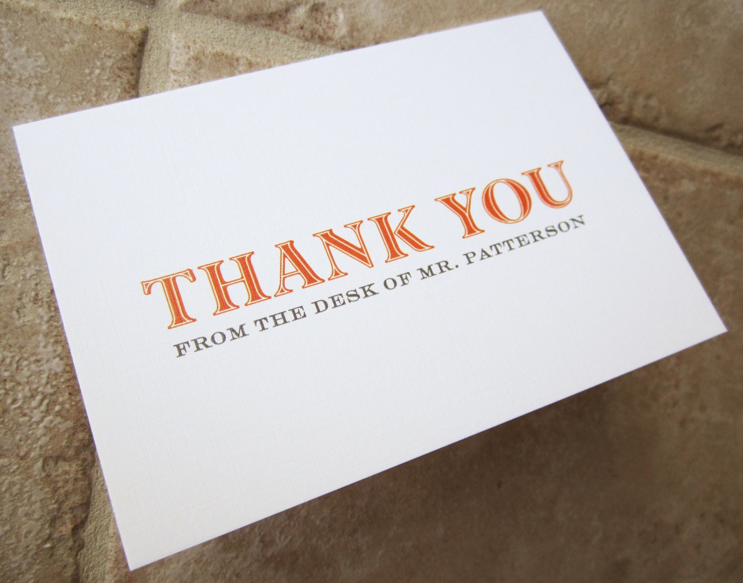 40 personalized thank you card gifts for teacher boss zoom kristyandbryce Gallery