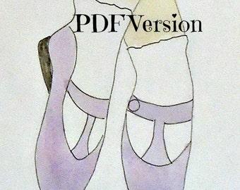 Emma Jane of Lavender Lane, PDF Version, Children's Storybook, Juvenile Fiction, Glossy Cover Paperback, Fully Illustrated