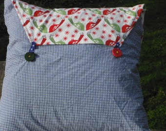 Holiday Pillow Slipcover