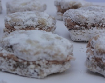 buttercream  cookies, chocolate cream cookies, hungarian cookies, sandwich  cookies, organic cookies, tea cookies,buttercream filled cookies