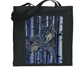 Tote Bag / Wolves