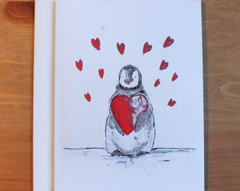 I'm thinking of you too! - Greeting Card