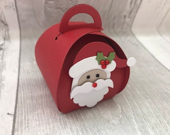 Christmas advent calendar, Christmas gift box, Christmas Favour Box, Favour Box, Christmas Table Present, Advent Calendar