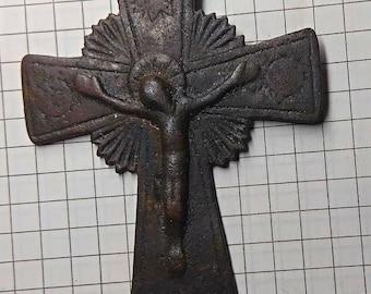 Great cross.