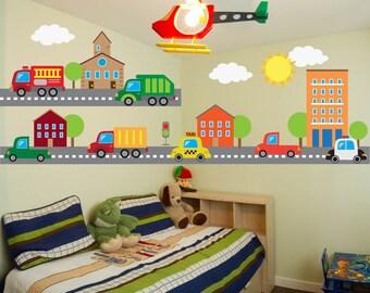 Kids Room Wall Decal