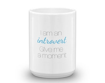 Mug for Your Introvert