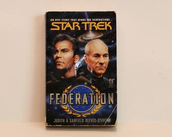 Star Trek Federation Book