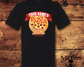 Personalized, Personalized Gift, Men's Personalized, Pizza, Pizza Shirt, Pizza Lovers, Pizza TShirt, Pizza T Shirt, T-Shirt, Shirt, Tee