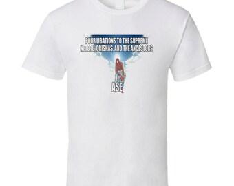 Libations T Shirt