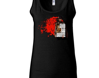 Walking Dead - The good, The bad and the Daryl Premium ladies vest/tank top