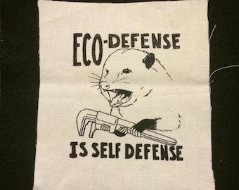 Eco-Defense Patch