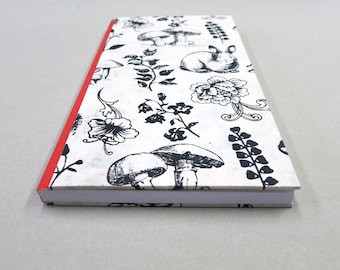 Diary, Notebook, Sketchbook, Journal, Hard Cover, Hand made, Paper Goods, Blank Book