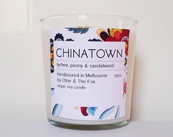 Chinatown Candle.