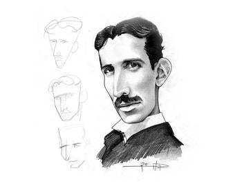 Nikola Tesla-Digital Archive