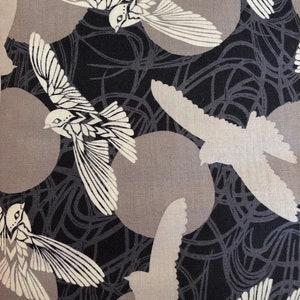 Musings Birds by Valorie Wells for Robert Kaufman Fabrics