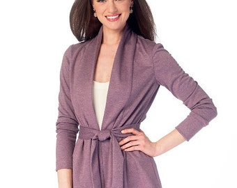McCall's Pattern M6996 Misses' Jackets and Belt