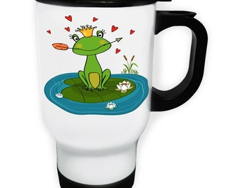 frog princess Stainless S Travel 14oz Mug v693t