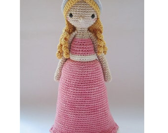Clementine, the Princess - Crochet Pattern by {Amour Fou}