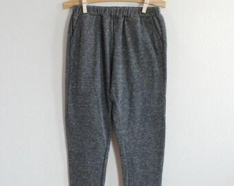 Unisex legging / Joggen im Jersy/Leggings mit elastischen Taschen, Gürtel, junge, Mädchen