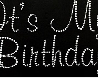 It's My Birthday Tee